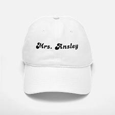 Mrs. Ansley Baseball Baseball Cap