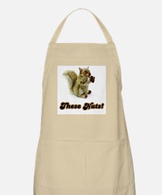 These Nuts! BBQ Apron