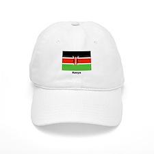 Kenya Kenyan Flag Baseball Cap