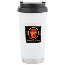 Pennsylvania Railroad Travel Mug
