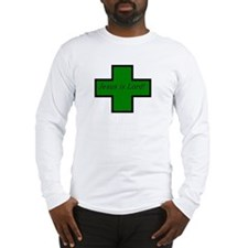 Jesus is Lord (Jade) Long Sleeve T-Shirt