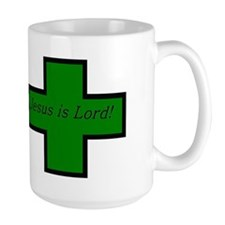 Jesus is Lord (Jade) Mug