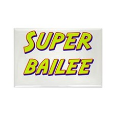 Super bailee Rectangle Magnet