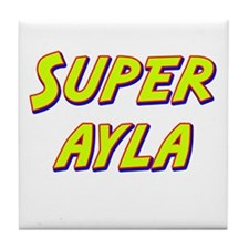 Super ayla Tile Coaster