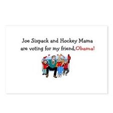 Joe Sixpack Postcards (Package of 8)