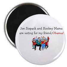 Joe Sixpack Magnet