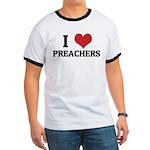 I Love Preachers Ringer T
