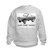 Unique Ford Sweatshirt