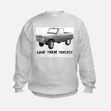 Cute Ford bronco Sweatshirt