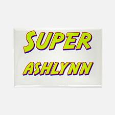 Super ashlynn Rectangle Magnet