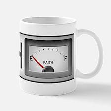 Faith On Empty Small 11oz Mug