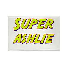 Super ashlie Rectangle Magnet