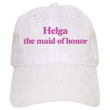 Helga the maid of honor Baseball Cap