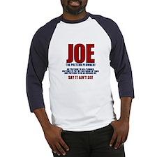 Joe the Plumber Baseball Jersey