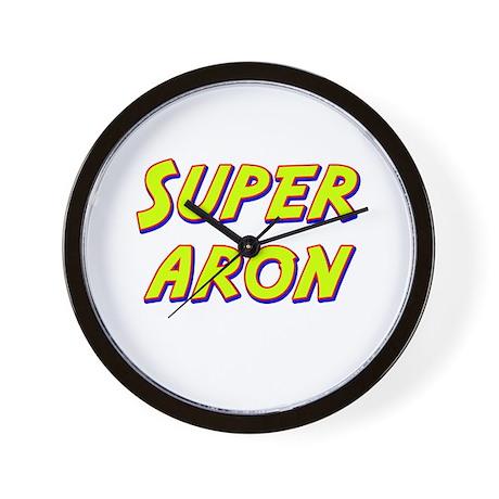 Super aron Wall Clock