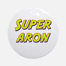 Super aron Ornament (Round)