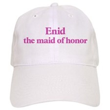 Enid the maid of honor Baseball Cap