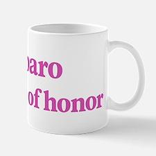 Amparo the maid of honor Mug