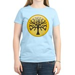 Tree In Amber Women's Light T-Shirt