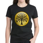 Tree In Amber Women's Dark T-Shirt