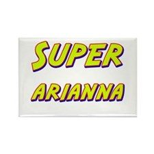 Super arianna Rectangle Magnet