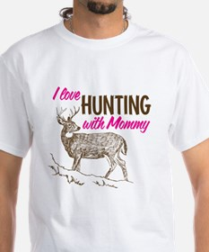 Hunting with Mommy Shirt