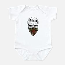 Wilson Tartan Bandit Infant Bodysuit