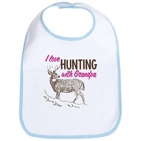 Hunting with Grandpa Bib