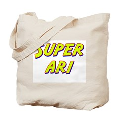 Super ari Tote Bag