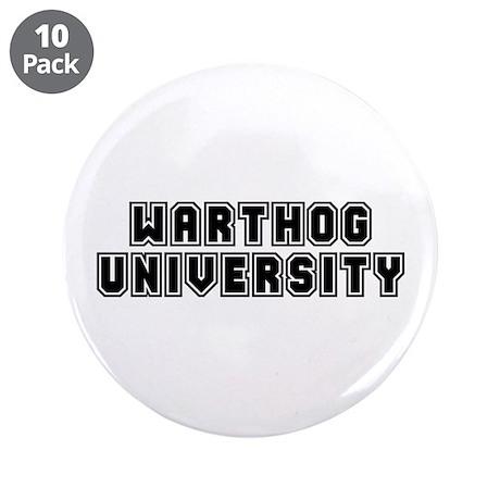 "University 3.5"" Button (10 pack)"