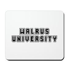University Mousepad