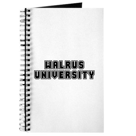 University Journal