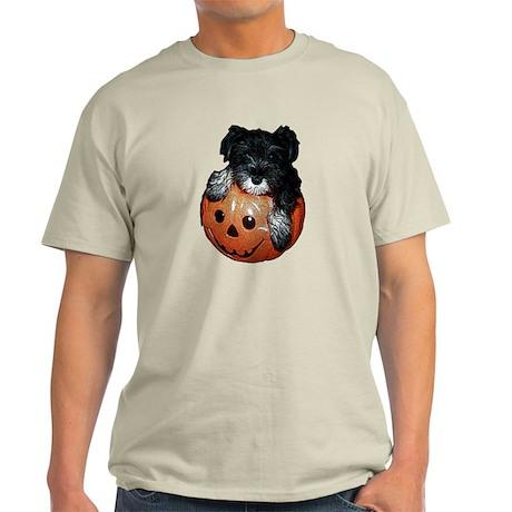 Jack O'Schnauzer Light T-Shirt
