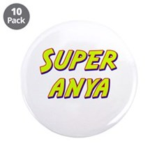 "Super anya 3.5"" Button (10 pack)"