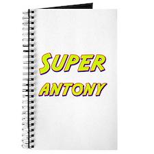 Super antony Journal