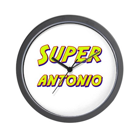 Super antonio Wall Clock