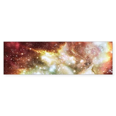Nebula Bumper Sticker