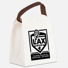 LAX Sexy Mom Canvas Lunch Bag