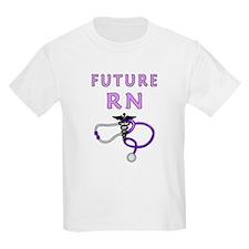 Nurse Future RN T-Shirt