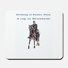 Horseback Mousepad