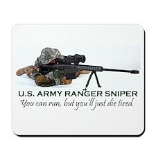 ARMY RANGER SNIPER Mousepad