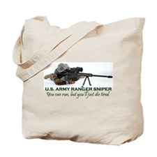 ARMY RANGER SNIPER Tote Bag