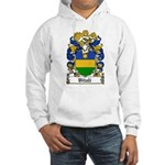 Vitali Family Crest Hooded Sweatshirt