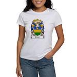 Vitali Family Crest Women's T-Shirt