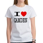 I (Heart) Camden Women's T-Shirt