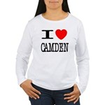 I (Heart) Camden Women's Long Sleeve T-Shirt