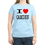 I (Heart) Camden Women's Light T-Shirt