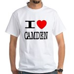 I (Heart) Camden White T-Shirt