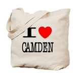 I (Heart) Camden Tote Bag