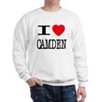 I (Heart) Camden Sweatshirt